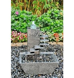 Eliassen Wasser Ornament Demi Granit