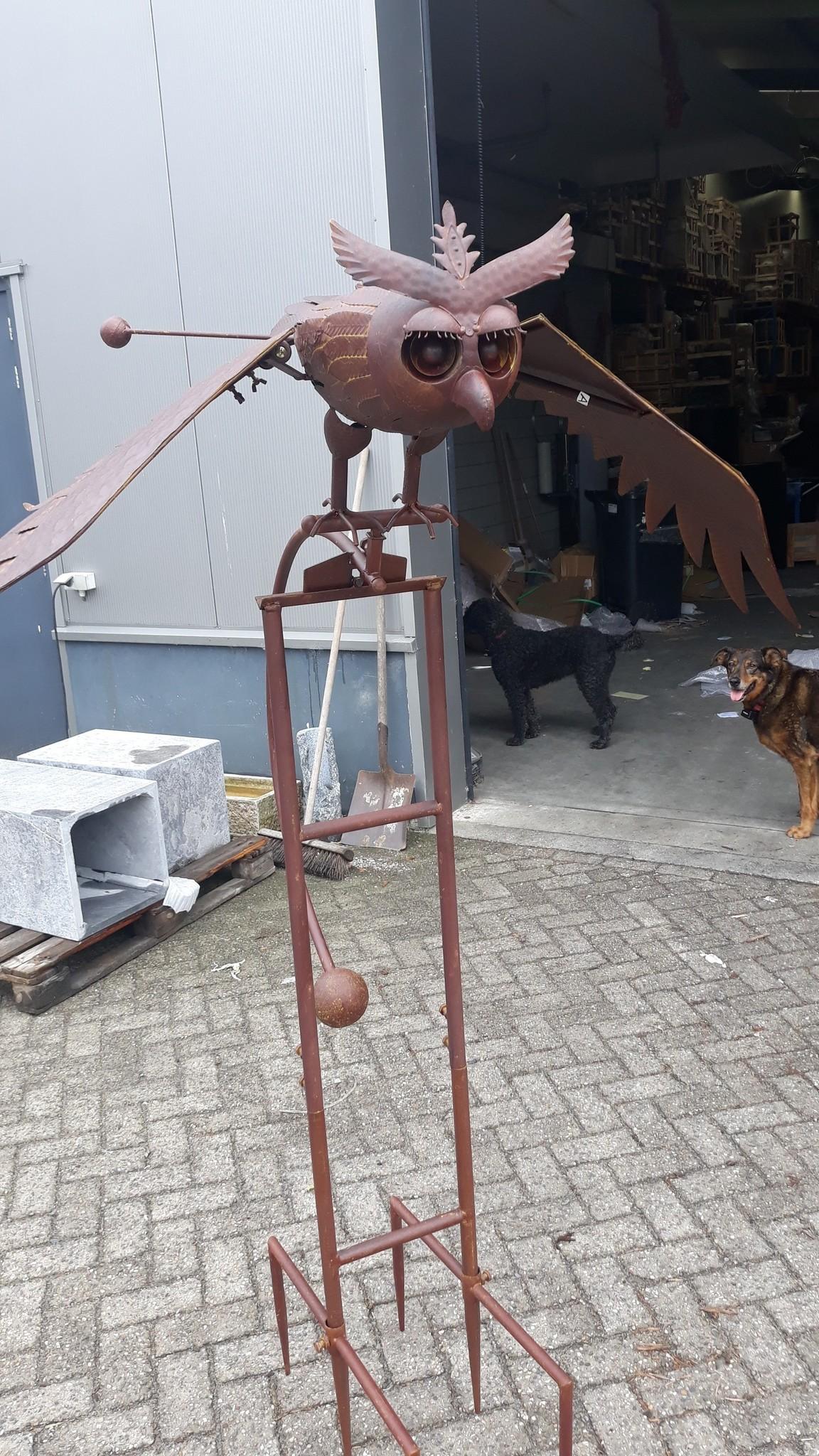 Eliassen Tuinsteker Uil supergroot