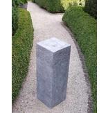 Eliassen Sokkel hardsteen gebrand 25x25x75cm