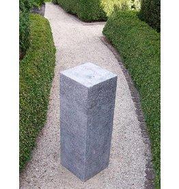Eliassen Sokkel hardsteen gebrand 25x25x50cm