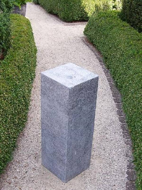 Eliassen Base stone burnt 25x25x50cm
