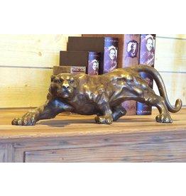Eliassen Bild Bronze Jaguar 60cm