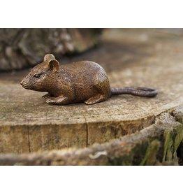 Eliassen Bronze Maus Figur