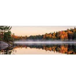 Eliassen Painting glass 60x160cm Morning mist