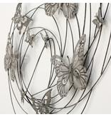 Eliassen Muurdecoratie 3D Butterfly 56cm