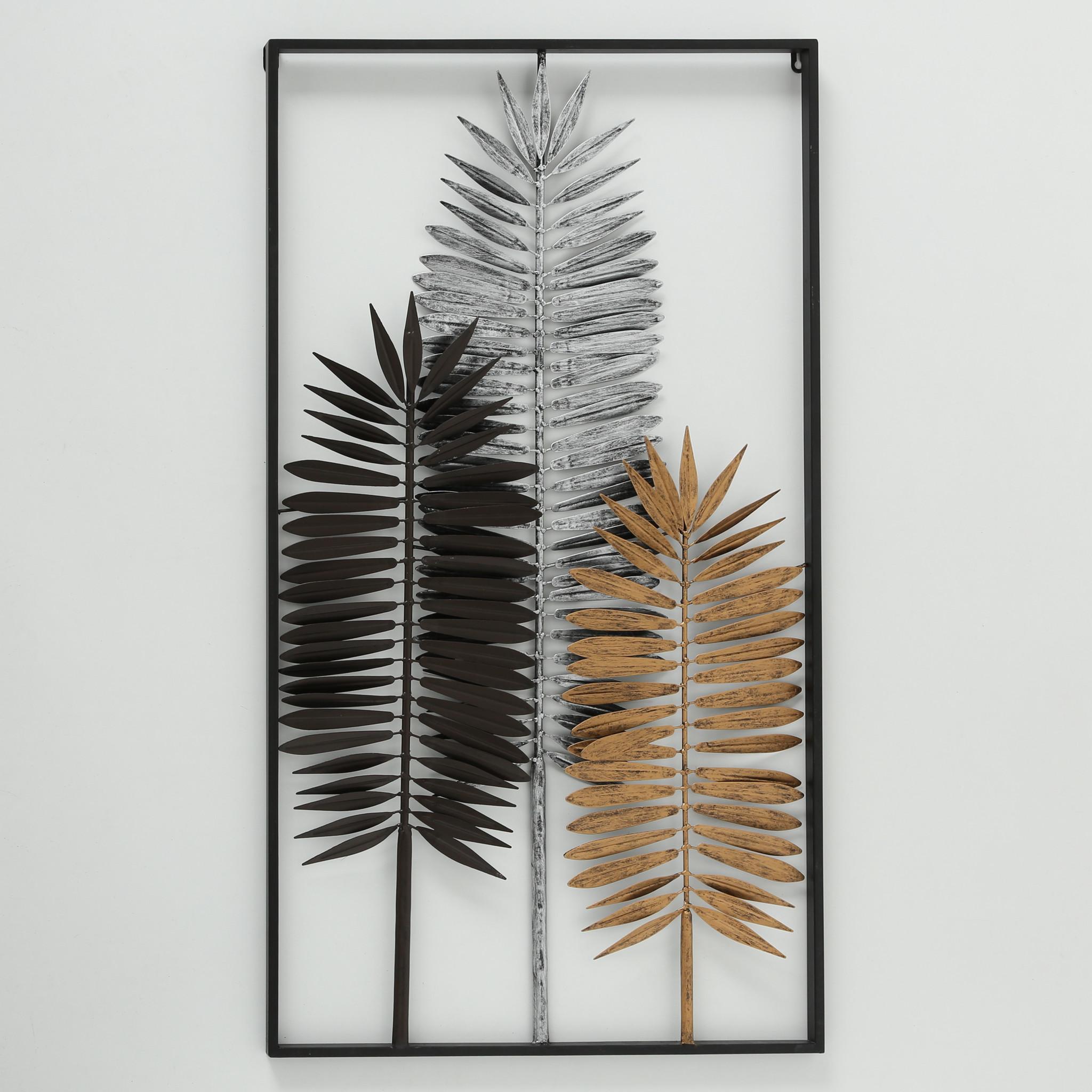 Muurdecoratie 3d   Yama 102cm hoog