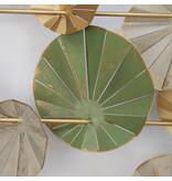 Wanddekoration 3d mit Rahmen Arabes 115x115cm