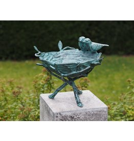 Eliassen Bird food bowl bronze - Copy