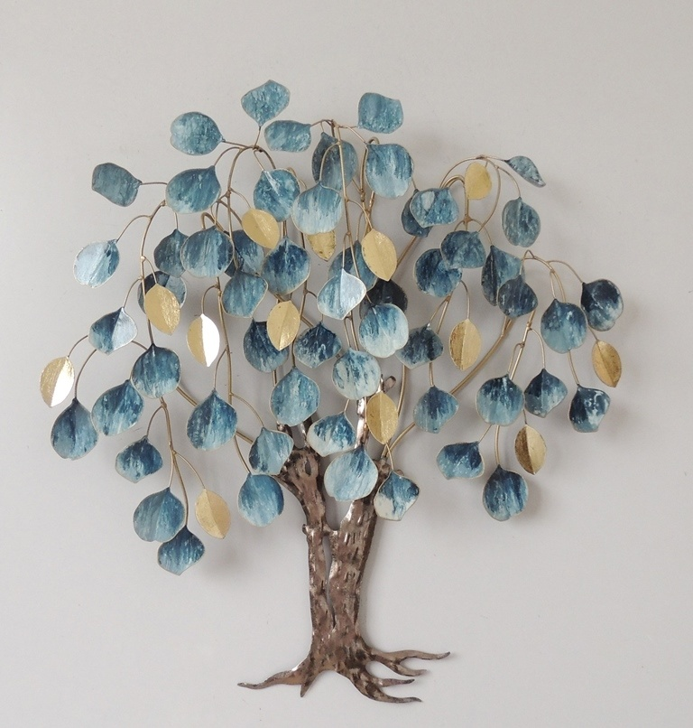 Wall decoration 3d Oak