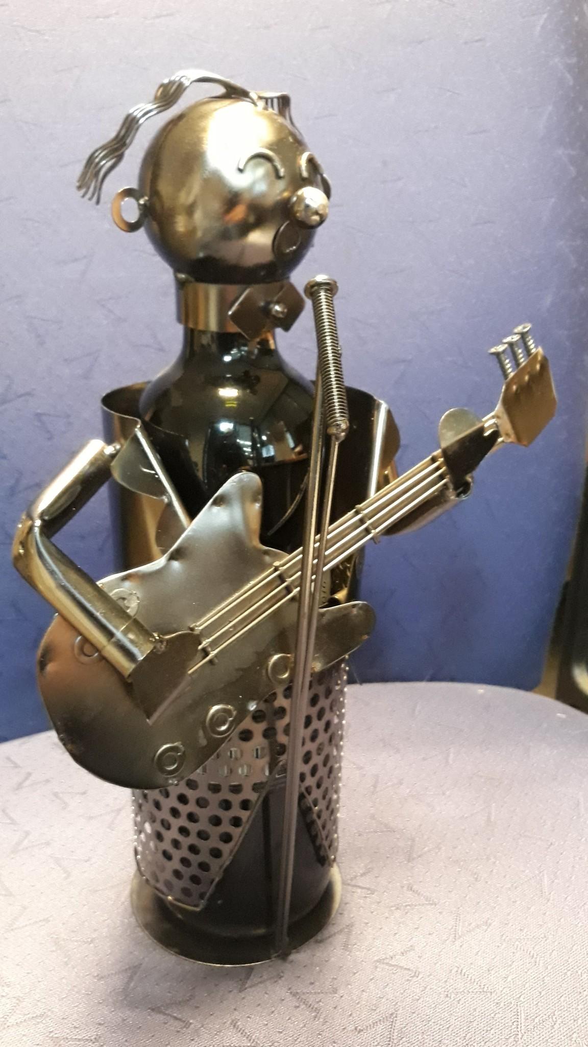 Wine bottle holder Rocker - Copy