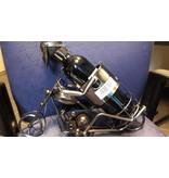 Wine bottle holder Motorcyclist small