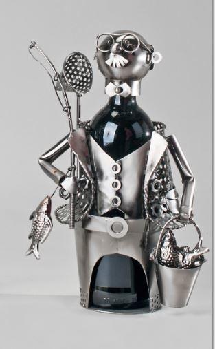Wine bottle holder Visser thick