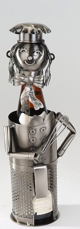 Wine bottle holder Cook