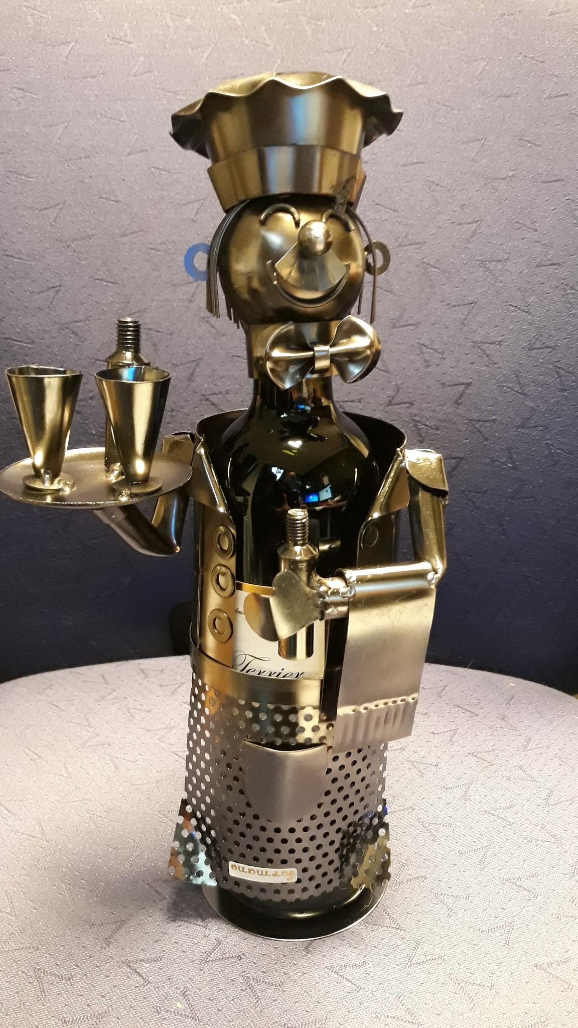 Weinflaschenhalter Ober