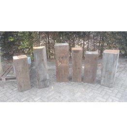 Pedestals from Meerpalen