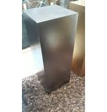 Eliassen Säule Silber-Metall Farbe 100 cm