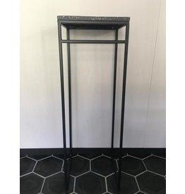 Eliassen Pillar Steel Terazzo 80 cm