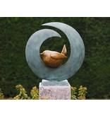 Bronzevogel modern