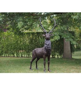 Bronze large deer