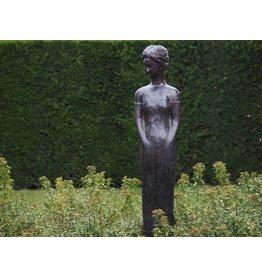 Bronze moderne Frau