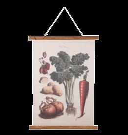 Eliassen Wall card Vegetables 55x75cm