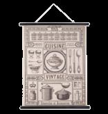 Eliassen Wall card Kitchen 80x100cm