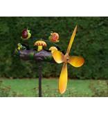 Eliassen Windmill with snails