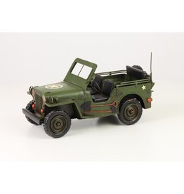 Eliassen Miniaturmodell-Look Jeep
