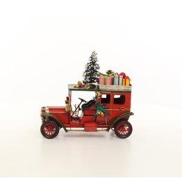 Eliassen Miniatuurmodel blik Kerst auto