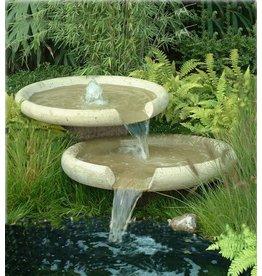 Eliassen Water dishes set 2-piece