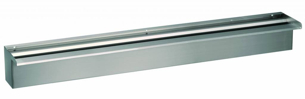 Ubbink Deco Wall.Waterfall Ubbink Niagara Stainless Steel In 3 Sizes With Or Without Led