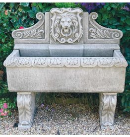 Dragonstone Wall fountain Lion Wall