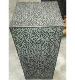 Eliassen lava stone plinth
