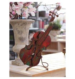 Eliassen Figure violin standing