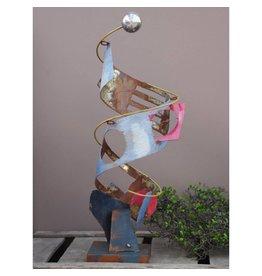 Eliassen Figure standing abstract