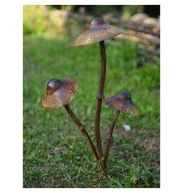 Eliassen Garden stick mushroom 3 pieces