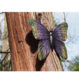 Eliassen Muurdecoratie vlinder