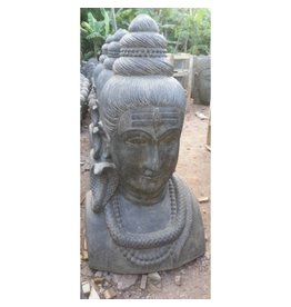 Eliassen Shiva Büste großes Bild