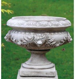 Dragonstone Garten Vase Lion