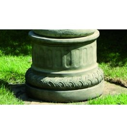 Dragonstone pillar plinth round