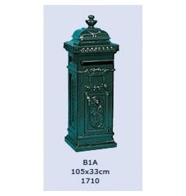 Eliassen Column letter box B1A