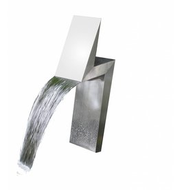 Eliassen Water feature stainless steel Lightning unique model