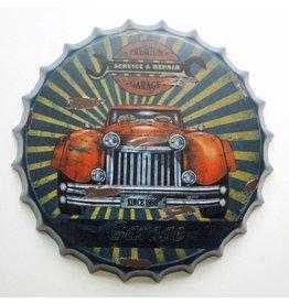 Eliassen Beer cap wall decoration Service