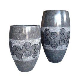 Eliassen Vase Vaso Gemello 2 Größen