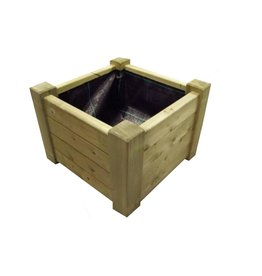 Talen Staphorst Flower box Extra heavy wood 6060