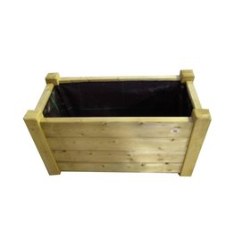 Talen Staphorst Flower box Languages ​​wood 4080