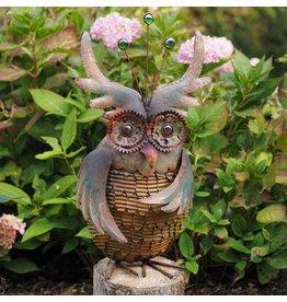 Eliassen Figure owl standing