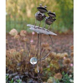 Eliassen Gartenschneider Frösche Balance