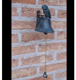 Eliassen Call bronze with owl