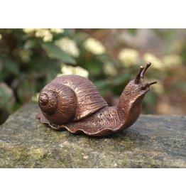 Eliassen Image bronze small snail
